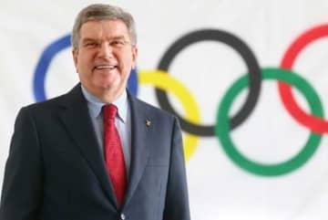 トーマス・バッハ会長=IOCホームページより