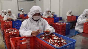 新型肺炎によって加速、中国の「非接触型経済」