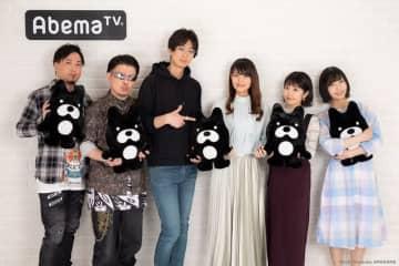 『俺ガイル完。放送直前SP番組~やはり我々に生配信をやらせるのはまちがっている。~』(C)AbemaTV Photo Daisuke ARAKANE