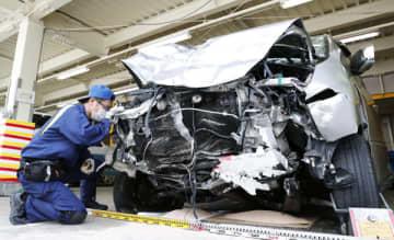 高齢者の事故は珍しくないが…(2019年6月に福岡で起きた高齢者多重事故)/(C)共同通信社