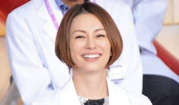 米倉涼子(昨年10月に撮影)