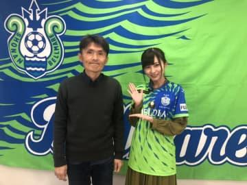 金澤有希(SUPER☆GiRLS)、J1湘南ベルマーレの応援番組『みんなのベルマーレ』レポーターに決定!