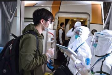 中国、新型コロナウイルス感染の輸入症例阻止にビッグデータ活用