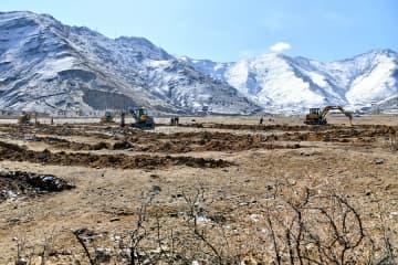 中国、植林への一層の努力を要請