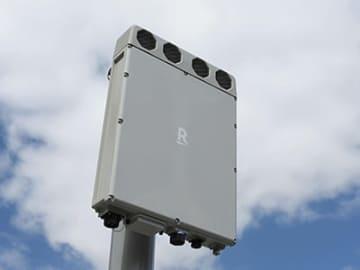 楽天モバイル向けNEC製5G用無線子局(RU:Radio Unit)