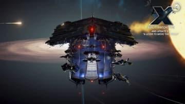 SF宇宙交易シム『X4: Foundations』DLC「Split Vendetta」ローンチトレイラー!壮大空母の様子も