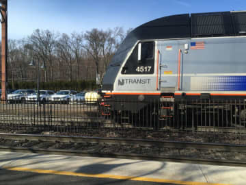 A westbound NJ Transit Morris & Essex line train enters Millburn. NJ Transit officials got more  than $1 billion from the federal government.  (Larry Higgs/)