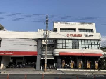 ヤマハ バイクレンタルに加入したYSP那覇曙