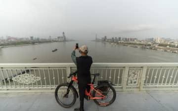 通常に戻りつつある市民生活 湖北省武漢市