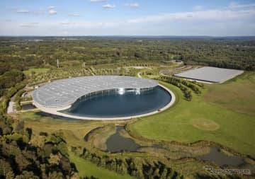 マクラーレンオートモーティブの英国テクノロジーセンター