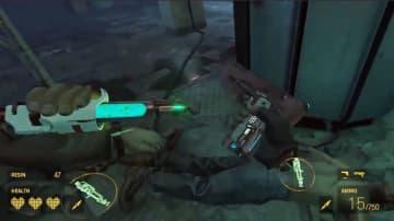 アイテムスロットが足りない?『Half-Life: Alyx』ならこんな方法で解決可能