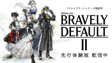 RPGシリーズ最新作『ブレイブリーデフォルトII』先行体験版配信開始!―2020年発売予定