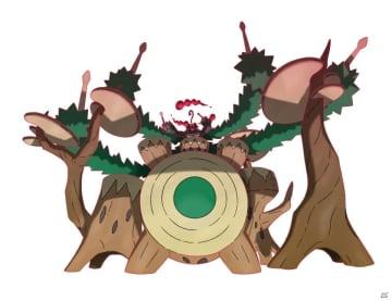 「ポケットモンスター ソード・シールド」キョダイマックスしたゴリランダー、エースバーン、インテレオンの新たなキョダイマックスわざが判明!
