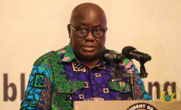 Akufo-Addo Thanks Ghanaians For Complying To Lockdown Order