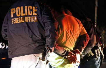 How can ICE let out only a few, when this virus will claim so many? (AP Photo   Steve Helber) (AP Photo/Steve Helber/)