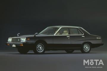 日産 スカイライン(5代目) セダン2000ターボGT-E・L(1980年)
