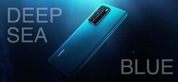 Huawei Technologies Co unveiled its latest high-end smartphone P40 series on Thursday in Paris via an online-only launch. [Photo provided to chinadaily.com.cn]