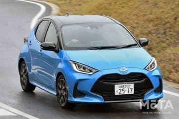 トヨタ 新型ヤリス 公道試乗|大幅進化したトヨタのグローバルコンパクトカー