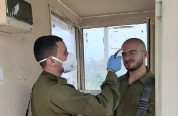 IDF Hiram (769 Brigade) base (photo credit: IDF SPOKESPERSON'S UNIT)