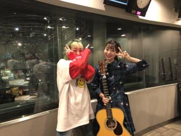 竹内アンナ、圧巻のスタジオライブ!「音楽はみんなのそばにすぐいける」【音源あり】