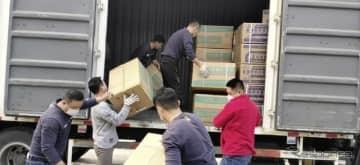 VWグループの調達と物流部門が新型コロナウイルス向け医療用資材を手配・輸送