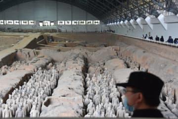秦始皇帝陵博物院が一般開放を再開