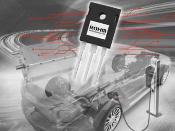 EVの充電効率と普及を加速する、SiCパワーデバイス採用の次世代オンボード・チャージャー 画像