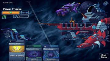 宇宙舞台のローグライトなデッキ構築ゲーム『For The Warp』早期アクセス開始!