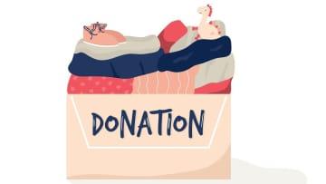 【捨てる前に】不要品を「寄付」するという選択、処分の仕方で社会貢献に