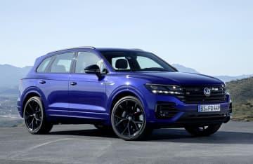 VW gives racy SUV plug-in hybrid power