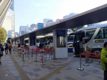 東海バスと昌栄交通、東京発着の高速バス全便運休 東京都の外出自粛受け