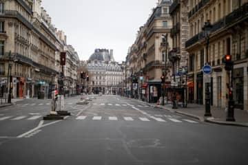 新型コロナ「外出禁止令」に違反すると罰金の額は? 具体的で厳しい対策をとるフランス 画像
