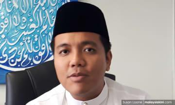 Afif dilantik jadi pegawai di pejabat Azmin?
