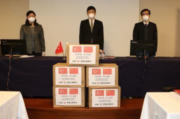 中国の銀行、トルコに現金や医療用品を寄付へ 新型コロナとの闘いを支援 画像