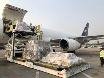 中国、バングラデシュに緊急支援医療物資を提供