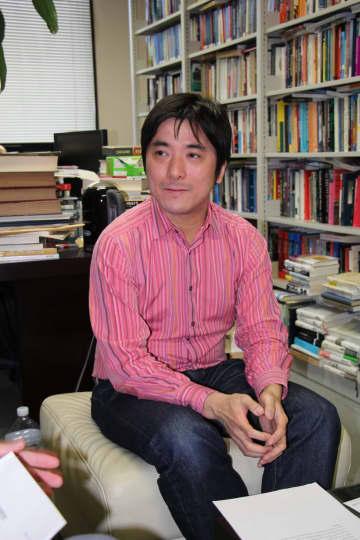 Interview with Dr. Kentaro Maeda: Thinking gender ... 画像