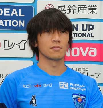 横浜FC・中村俊輔