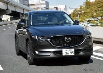 【マツダ CX-5 新型試乗】ライバルは輸入車、スポーツSUVの道を突っ走って欲しい…九島辰也 画像
