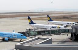 もっと飛ぶはずだったのに… 神戸空港にブレーキ 新型コロナで航空各社が減便 画像