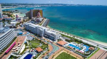 新型コロナで沖縄・北谷のリゾートホテル2カ月休館へ 「ダブルツリーbyヒルトン」 画像