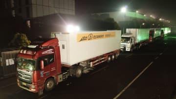 中国企業、韓国にプレハブ式隔離室を輸出 新型コロナ対策に一役