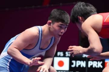 アジア予選での最注意選手のカン・クムスン(北朝鮮)