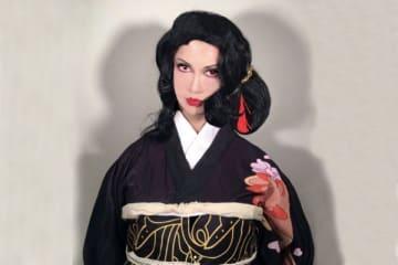 叶恭子、『鬼滅の刃』コスプレを披露 ファンは「クオリティ高すぎ…」
