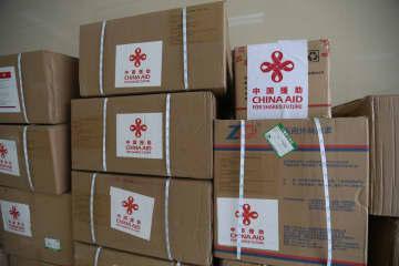モンゴルへの防疫支援物資のスピード通関を実現 内モンゴル自治区