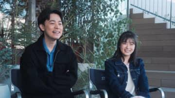成田凌&森七菜が初共演!BUMP OF CHICKENが主題歌のWEB動画が公開