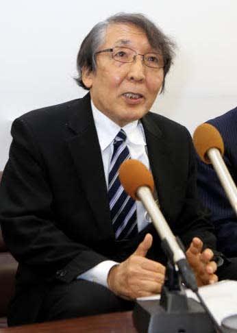 広島県庁で卒業生の感染を公表した中村学長