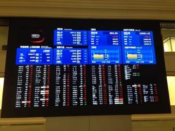 コロナ禍で日経平均株価はどう動く……(写真は、東京証券取引所)