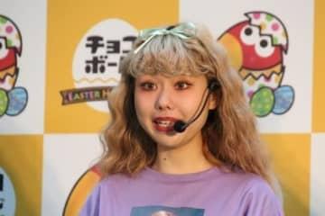 ぺこさん(2017年3月撮影)
