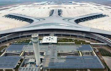 青島膠東国際空港プロジェクトが全面的に工事を再開