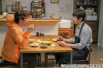 西島秀俊&内野聖陽「きのう何食べた?」が2021年待望の映画化